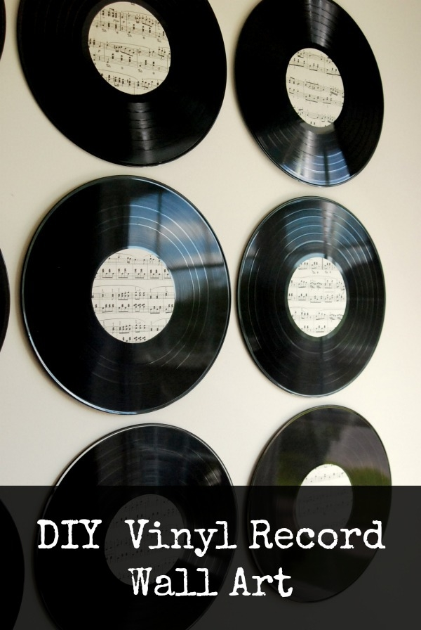 Vinyl Record Wall Art Endlessly Inspired