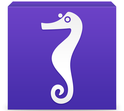 Use the Seahorse photo sharing app to create scenes of photos and invite your friends to share as well! #SeahorseApp #CleverGirls