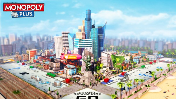 MONOPOLY Plus on the PlayStation3 is a fantastic option for family game night! #HasbroGameChannel #CG