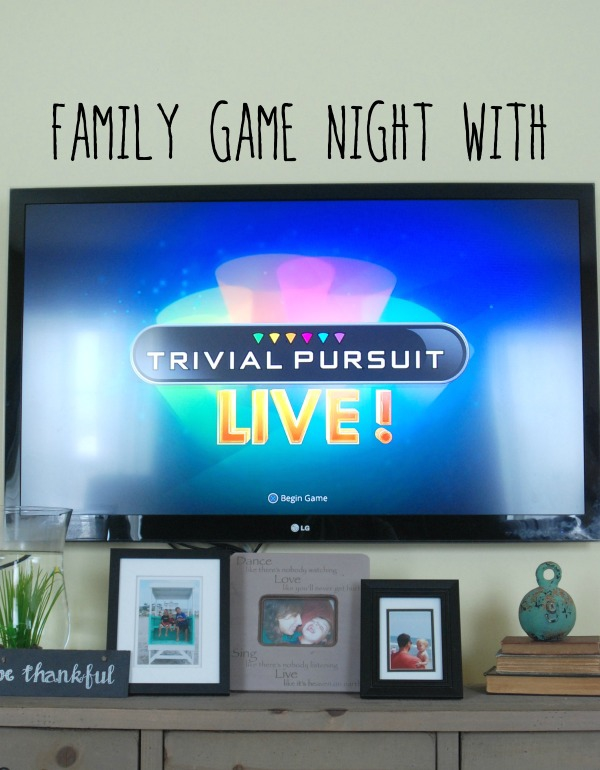 Trivial Pursuit Live! turns the classic game into a game-show setting with a variety of game rounds and rules.  #HasbroGameChannel #CG
