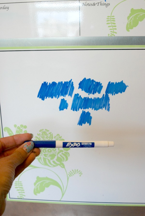 This is an absolute genius idea to remove permanent marker from a white board. You will never believe how easy this is to do!