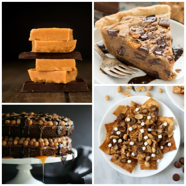 The Ultimate Peanut Butter Recipe Collection