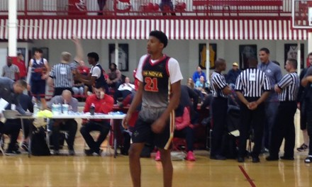 Jerome Hunter (18/OH Nova) 2017 Run-N-Slam Highlights