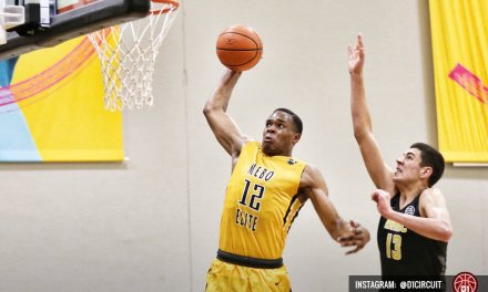 18 Wing Robert Woodard II Talks EYBL Play & Says Six Schools Showing the Most Interest