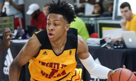 Romeo Langford (18/Twenty Two Vision) 2017 Adidas Summer Championship Highlights