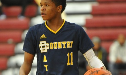 Wendell Green (20/Detroit Country Day) Motor City Roundball Classic Highlights