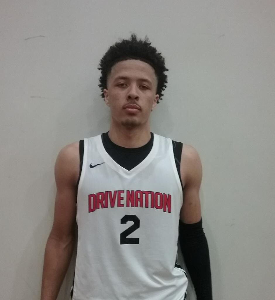 cade cunningham drive nation eybl session ii highlights endless motor sports