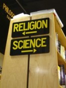THE PROBLEM SCIENCE HAS WITH RELIGION