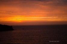 Newquay Sunset © Pennie McCracken - Endless Skys