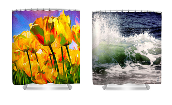 Featured image - shower curtains