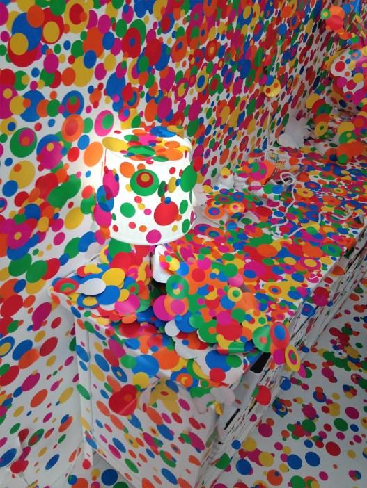 yayoi kusama - exhibit (12)