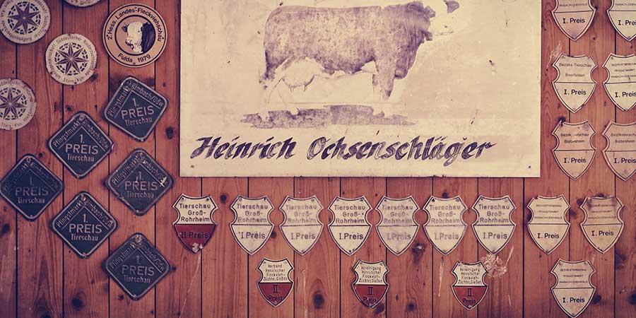 Hoflädchen Ochsenschläger in Bibils-Wattenheim