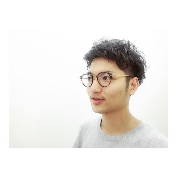 夏男のヘアスタイル事情。
