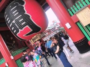 山口夏休み記録〜東京にいってきましたの巻〜