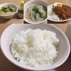 イノッチcooking☆イチオシ、新米に合うお料理レシピ!