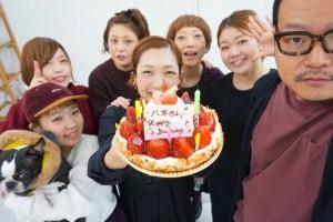 八木ママの誕生日の過ごし方。