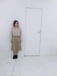 ワントーンコーデなファッションデー♡♡