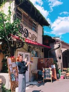 中崎町のカフェ巡り旅♡