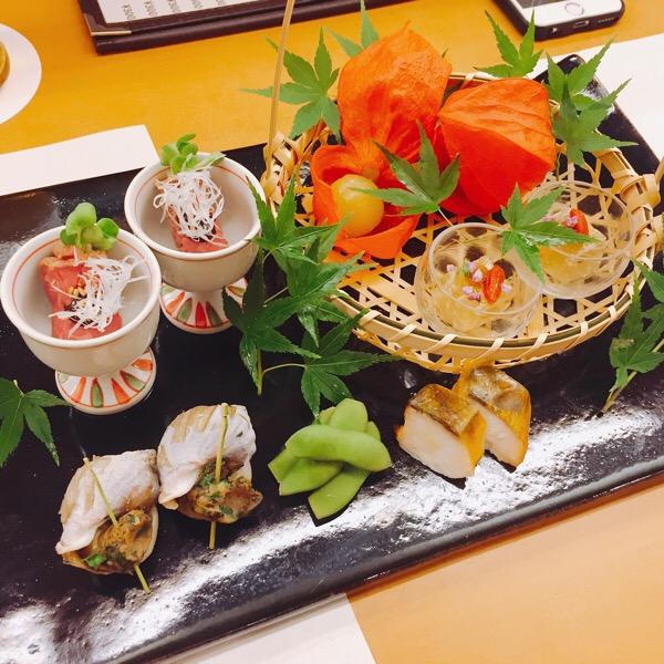 食欲の秋🎃✨秋を彩る割烹料理、浅井東迎‼️