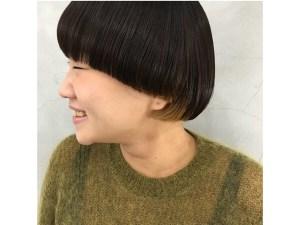 バッサリカットと憧れ芸能人カット♡
