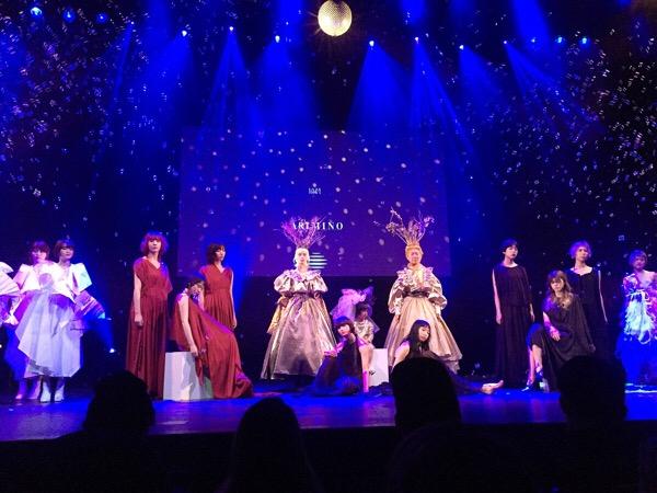 Quartet 6 ヘアショーを見てきました♡