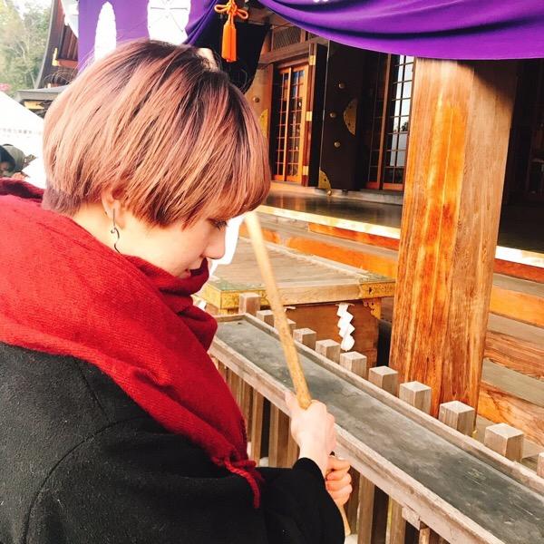大神神社で初詣(≧◡≦)正しい参拝の仕方もご紹介