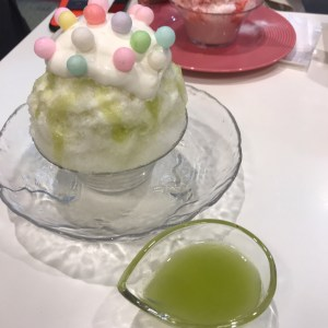姫路で食べる!!ふんわ〜りとろけるかき氷🍧