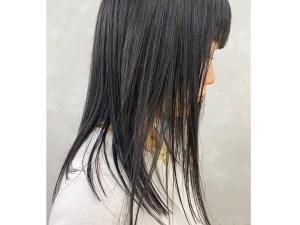 自宅で梅雨の湿気に負けない髪を作る方法‼️
