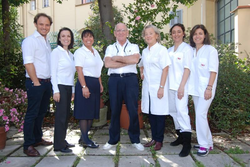 Il team del dott. Arnaldo Castellucci