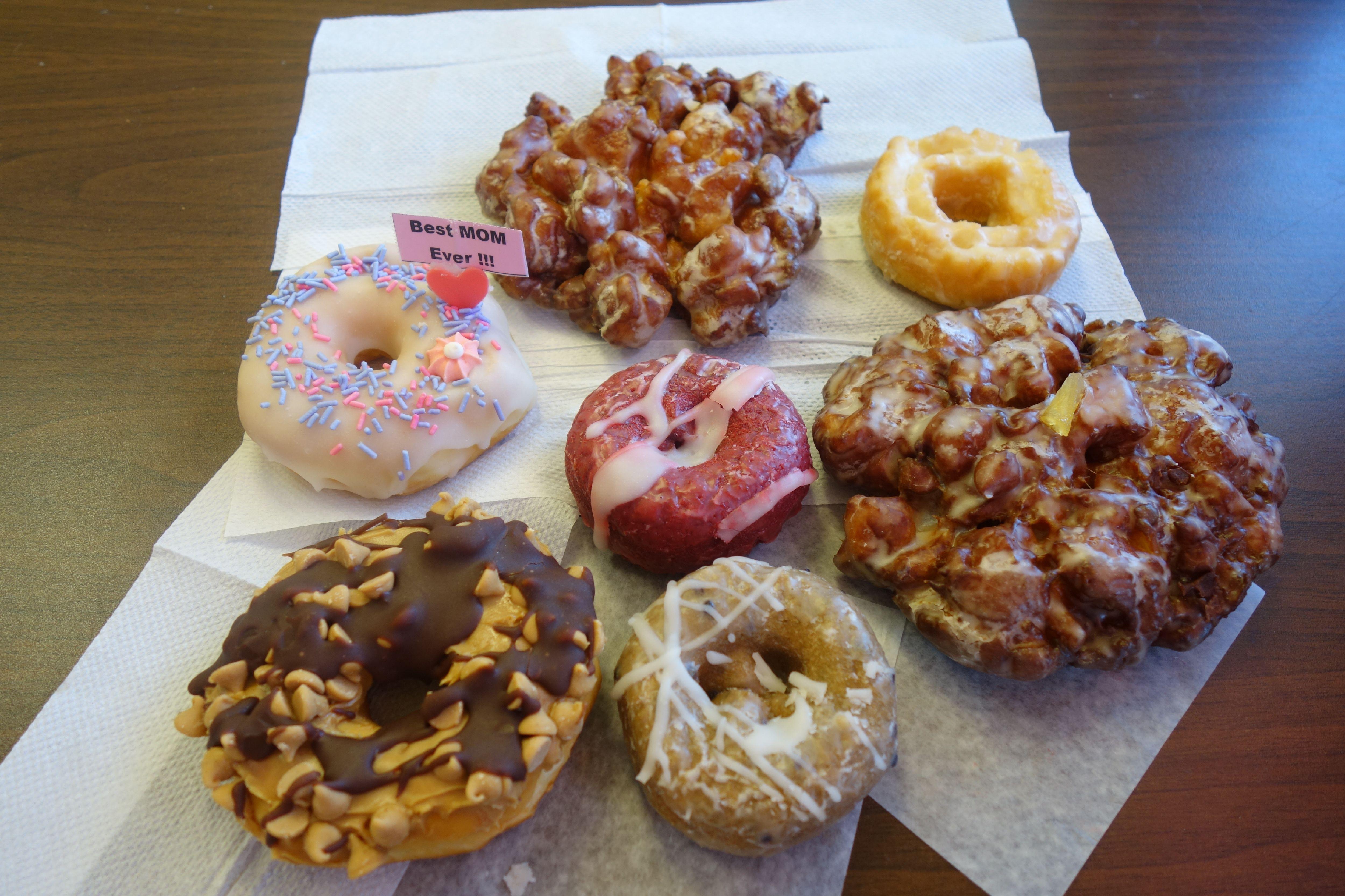 Nicola's Donut Shop, Tampa FL | Endo Edibles