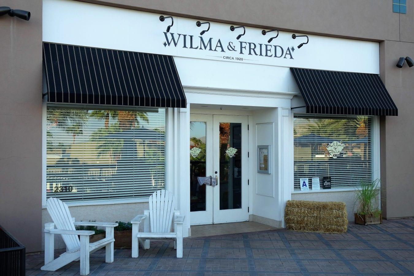Wilma & Frieda\'s Cafe, Palm Desert CA | Endo Edibles
