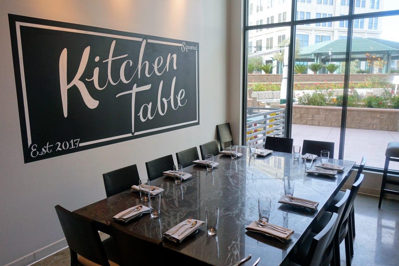 Kitchen Table Squared 2 Las Vegas Nv Endo Edibles
