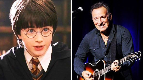bruce-springsteen-harry-potter-canzone-daily-express-foto