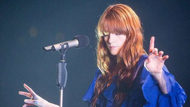Florence + The Machine at Barclays Center