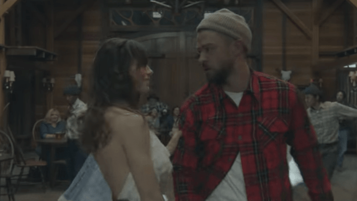justin-timberlake-video-man-of-the-woods-jessica-biel-end-of-a-century-foto