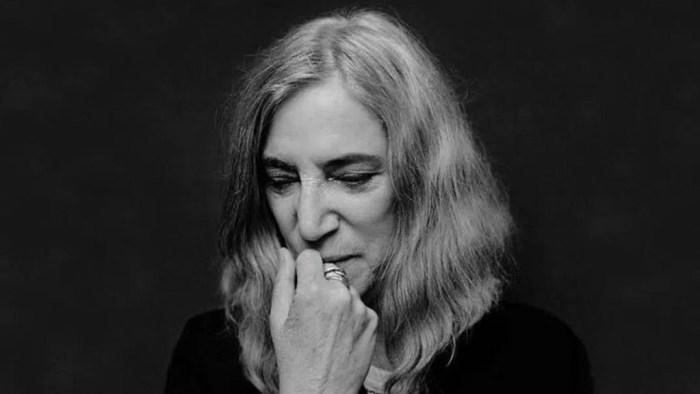 patti-smith-words-and-music-venezia-end-of-a-century-foto
