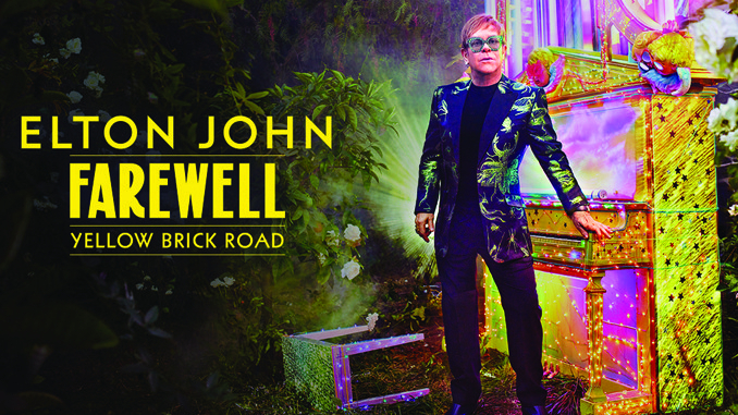 Elton John: doppia data in Italia all'Arena di Verona