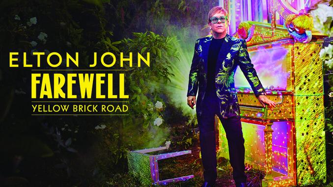 Elton John, al via l'ultimo tour con due tappe anche in Italia