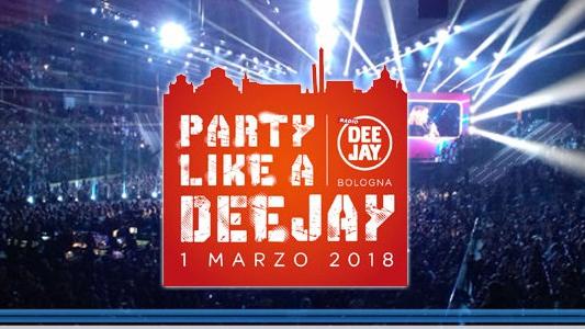 Party Like A Deejay: la festa di Radio Deejay è in tv