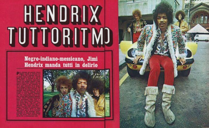 Hendrix - p. 250_b © Archivio Roberto Crema - Per gentile concessione di Jaca Book
