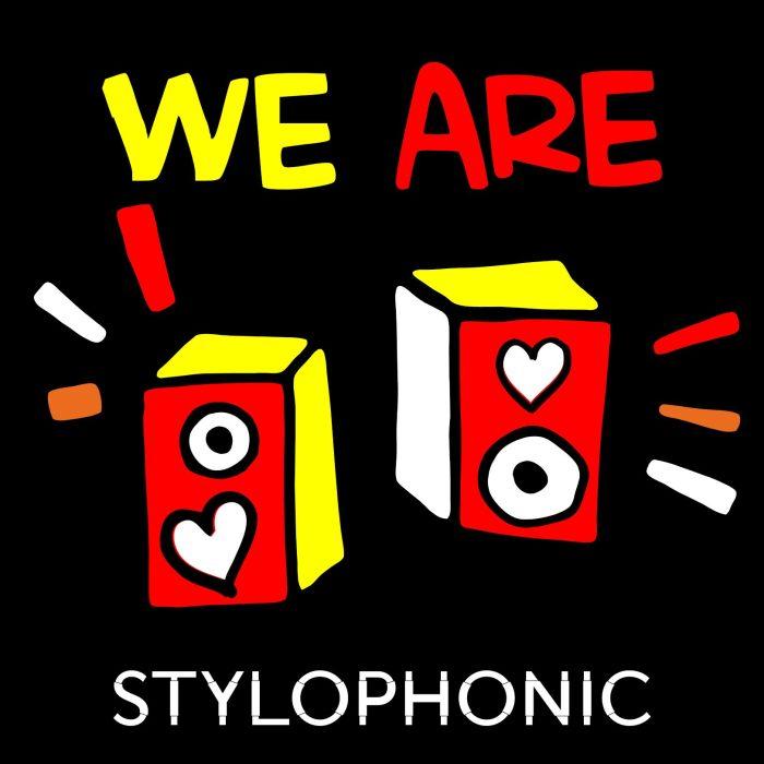 Copertina Album We Are Stylophonic 8 giugno