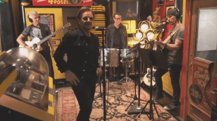 U2 third man records