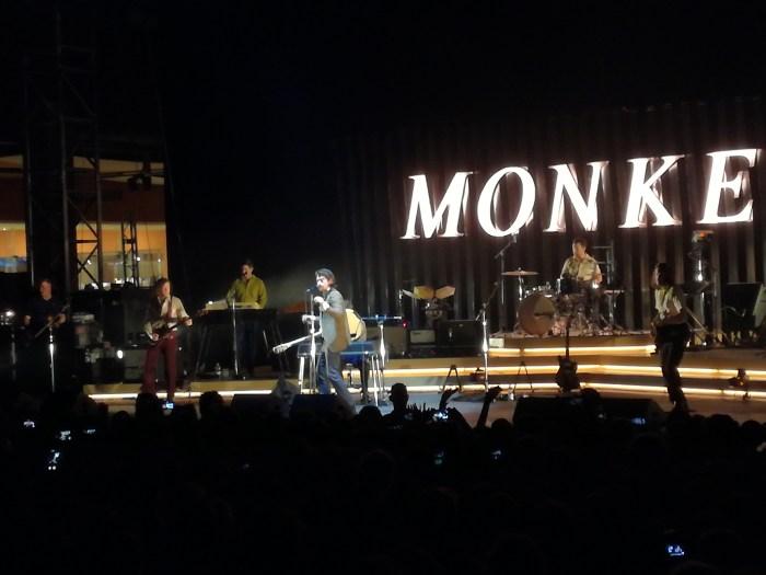 arctic monkeys concerto auditorium roma 27 maggio 2018