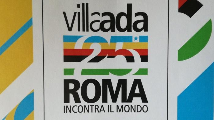 villa ada roma incontra il mondo logo