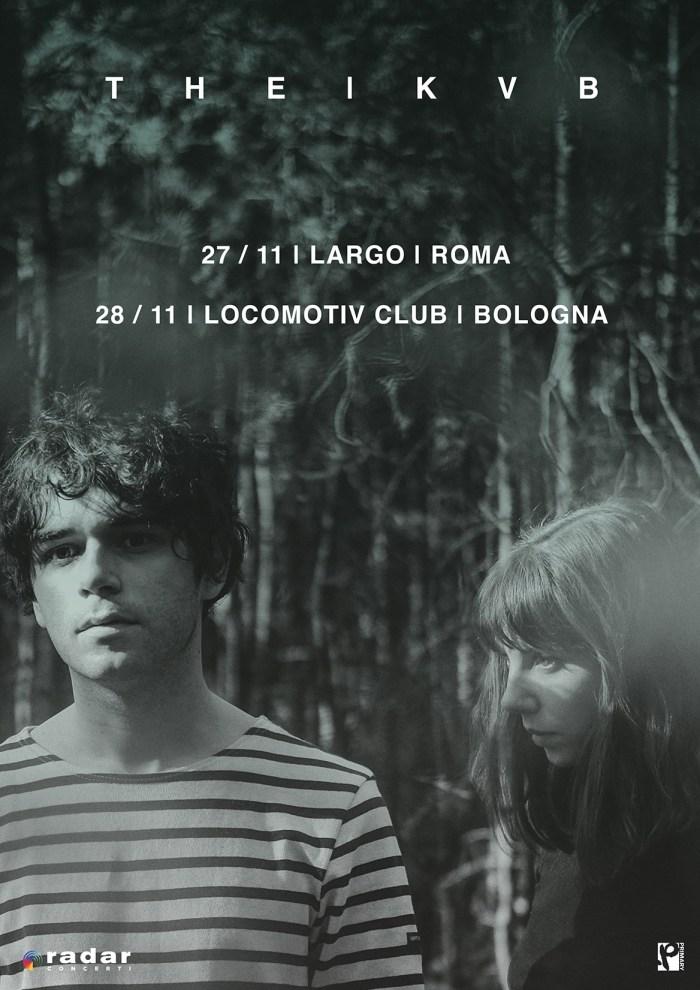 the kvb due concerti a Roma e Bologna a novembre