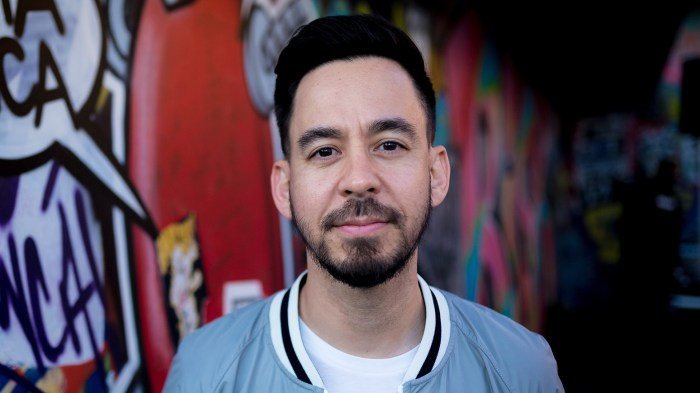 Mike Shinoda post traumatic album