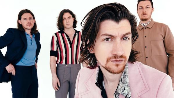 arctic monkeys band foto