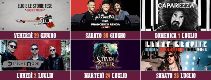collisioni festival 2018 concerti