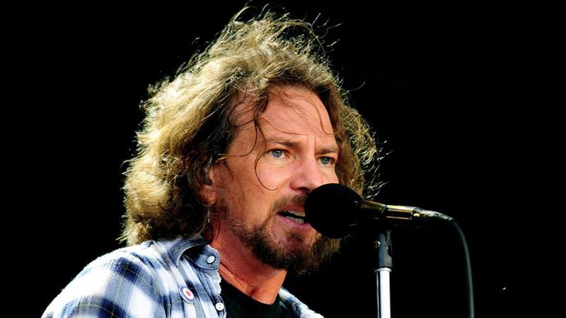 I Pearl Jam annullano la data di Londra, Eddie Vedder non ha voce