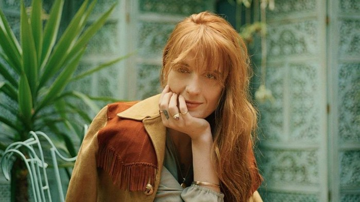 "Florence and The Machine nuovo album ""High As Hope"""